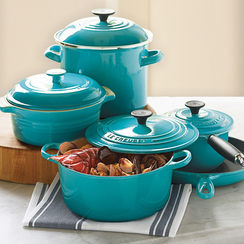 le creuset cookware. Black Bedroom Furniture Sets. Home Design Ideas